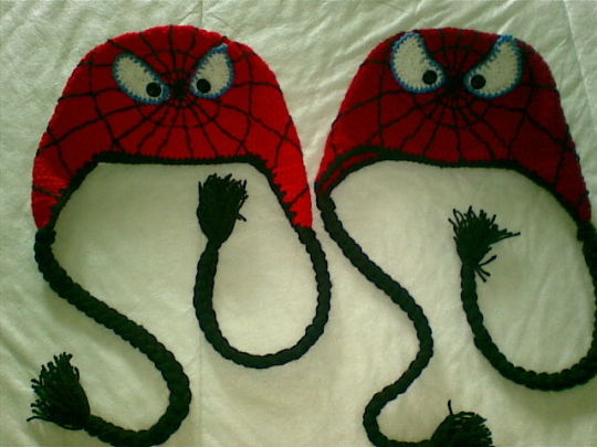 spidermantwins