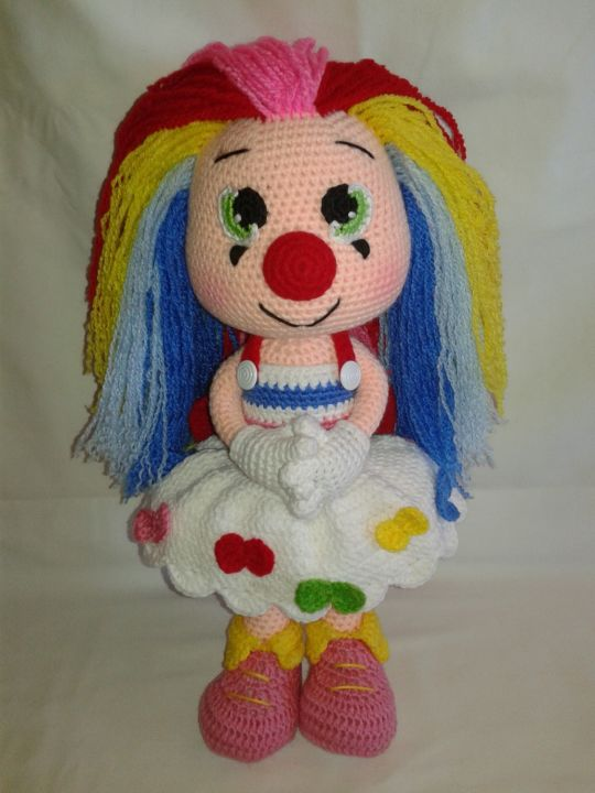 MISS MOLLY the Clown