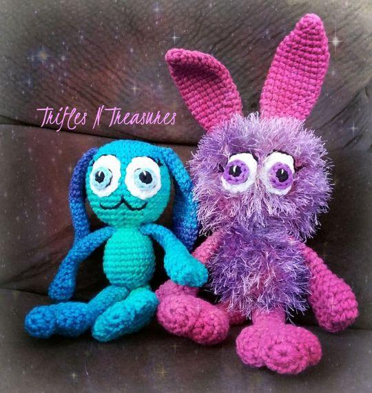 Flopsy and Fuzzy Bunny