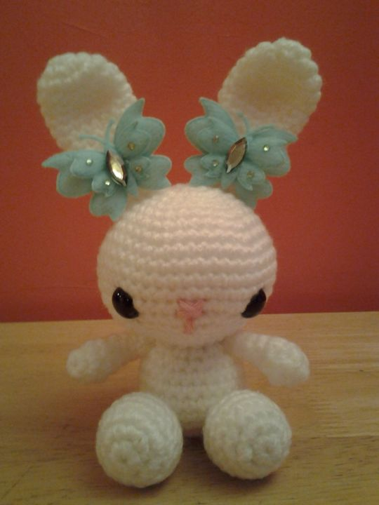 Butterfly the Bunny