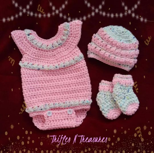 Infant Romper Set