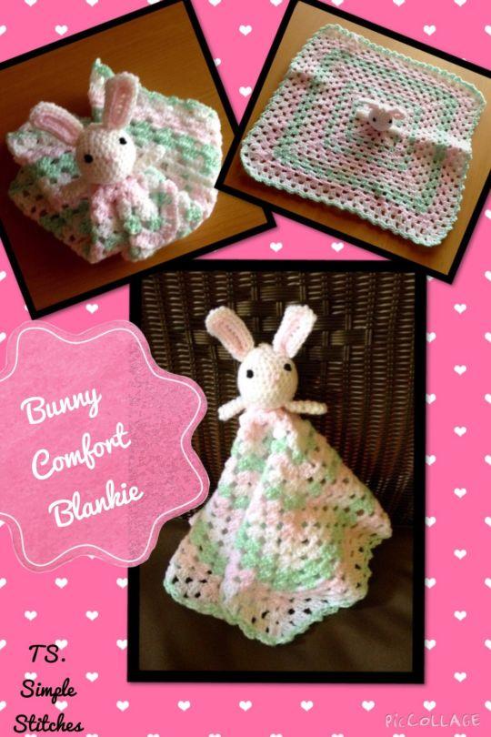 Bunny Comfort Blankie