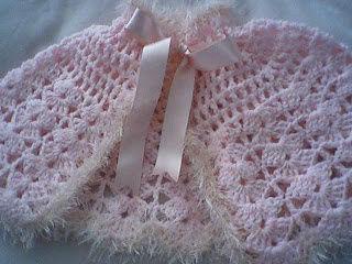 Crochet Cape
