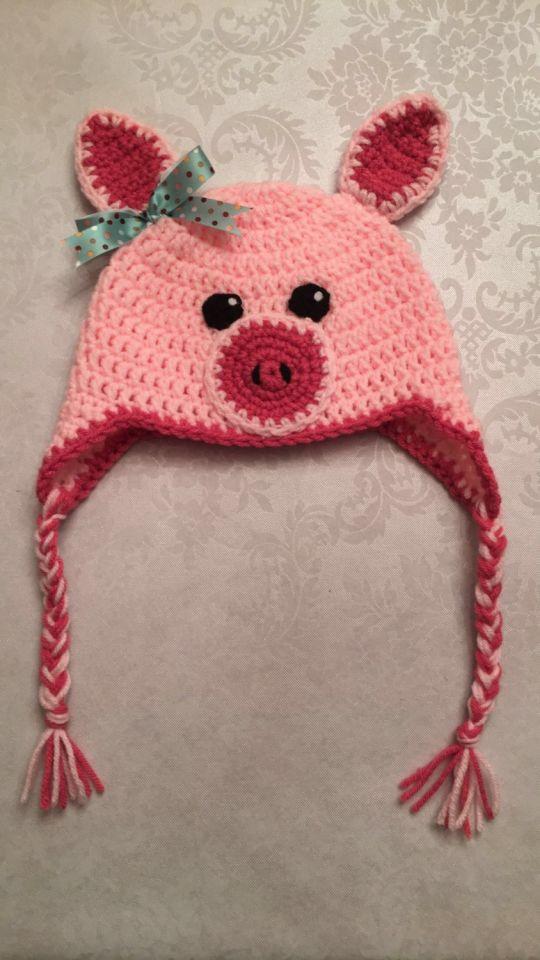 Piggy Hat Christmas Gift