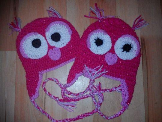 Owl beanies
