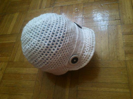 Tilt cap hat