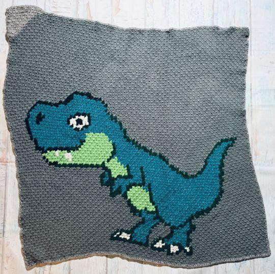 T-Rex Blanket