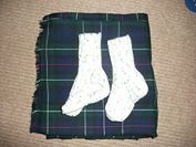 Baby Kilt Socks