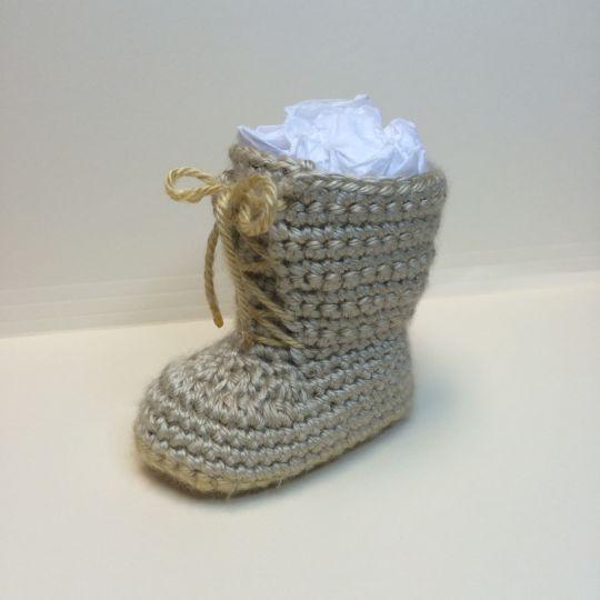 Baby Combrat Boots