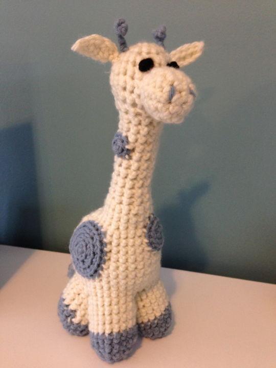 Baby Boy Giraffe