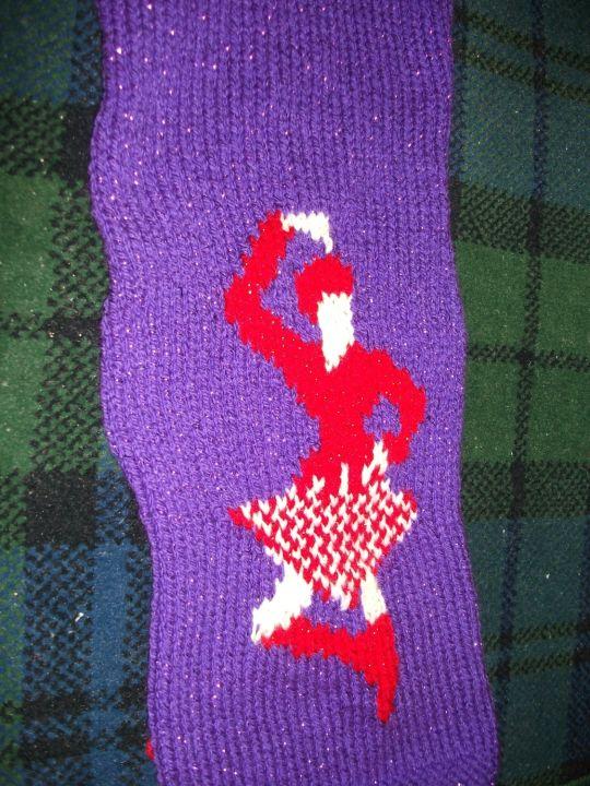 Highland Dancer Scarf
