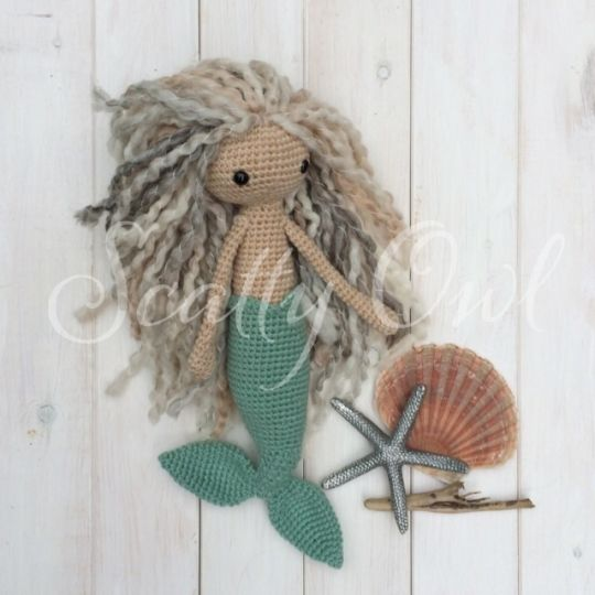 """Miriam"" the Mermaid"