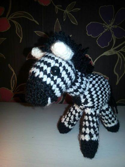 Lola the Zebra
