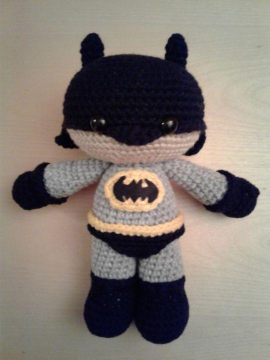 BATMAN - BLACK