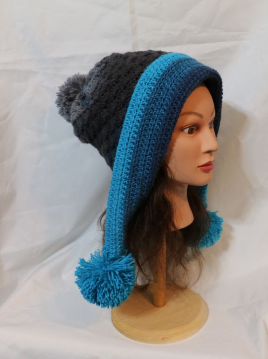 Frozen Snow Hat Warmer 3 Convertible in Mandala Spirit