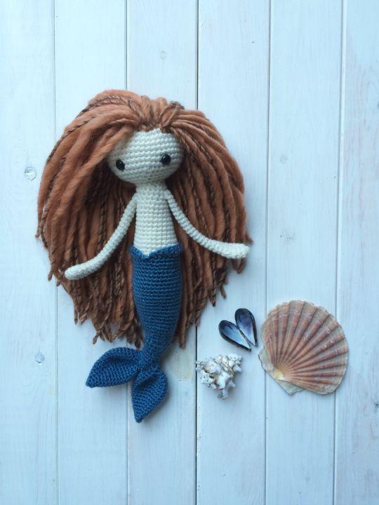 Miriam the Mermaid