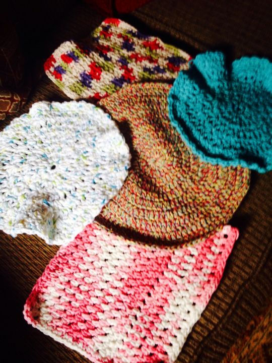 Still crocheting for a cause...time is winding down!
