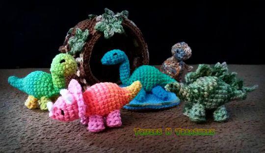 Jurassic Playset