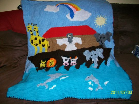 Noahs Ark for baby