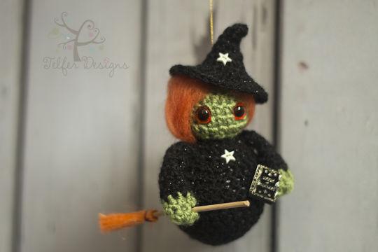 Bauble Buddies Witch buddy
