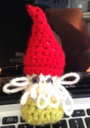 Ugly Gnome Winner