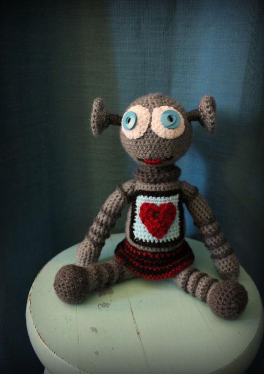 Girl Bot II