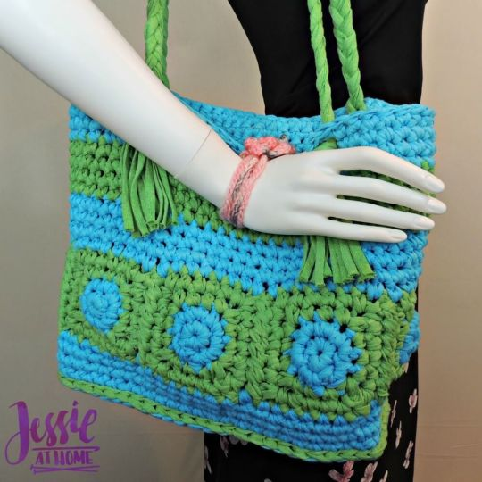 Hooked Tote