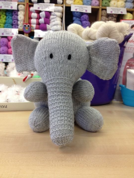 My second favourite elephant