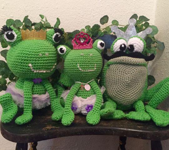 Frog Family