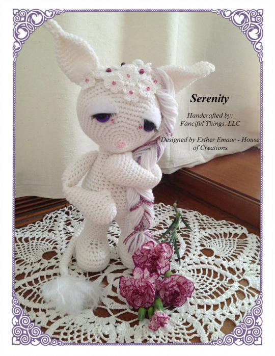 Serenity - A Fantasy Amigurumi