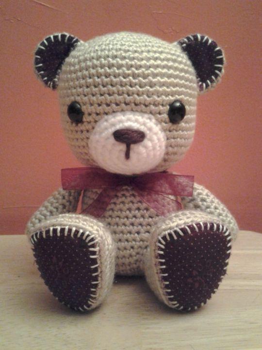 Cranberry Bear
