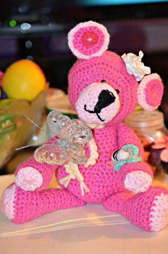Maisey Bear