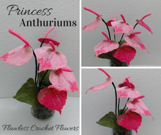 Princess Anthuriums