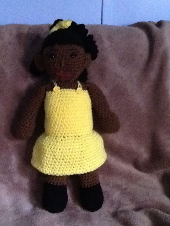 My Micaiah doll