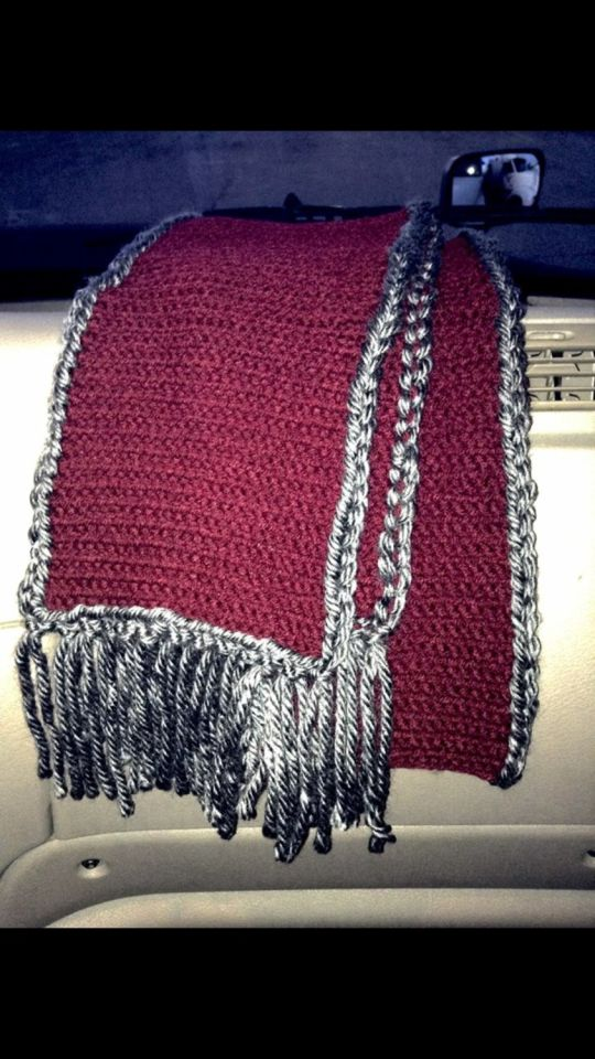 Hubby Scarf