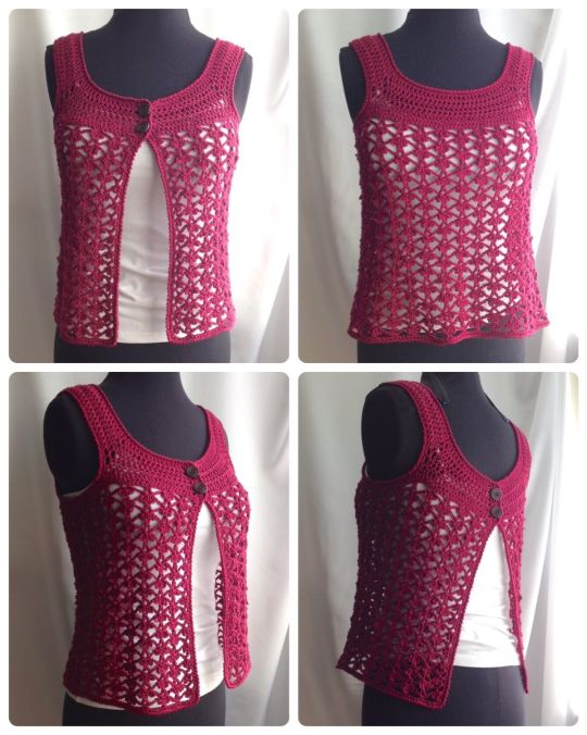 Adina 2 Way Vest Top