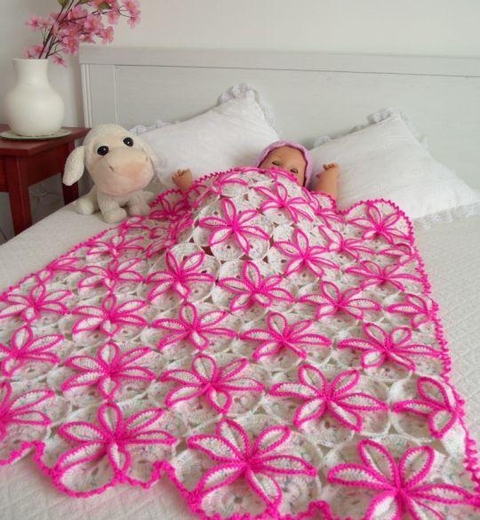 Princessa Baby Crochet Pattern