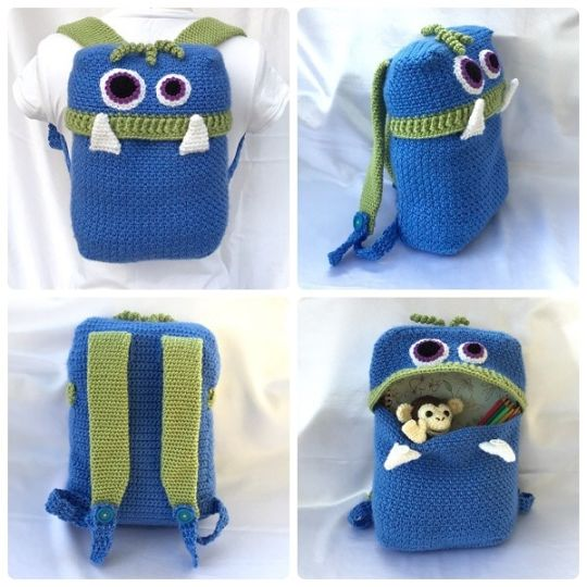 Knapsack Monsters
