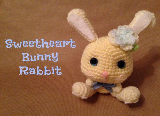 Sweetheart Bunny Rabbit
