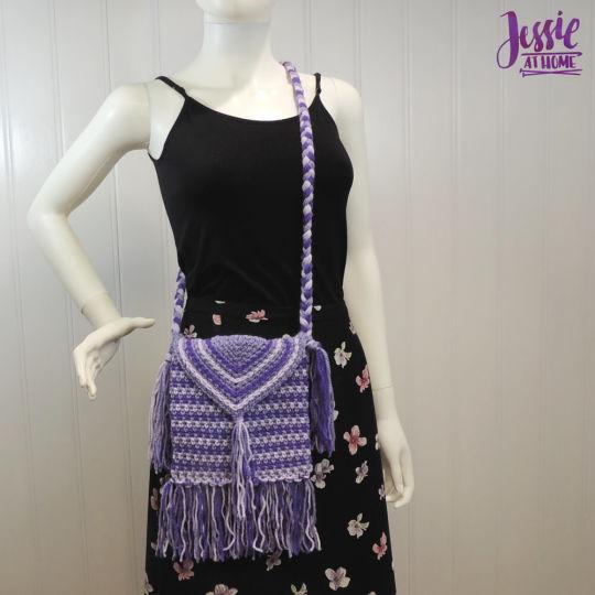 Purple Passion Purse