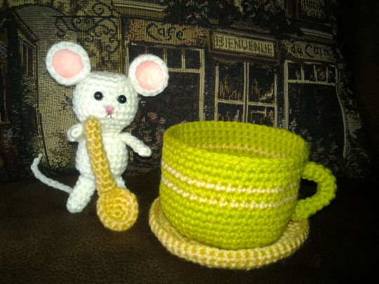 Mouse for tea