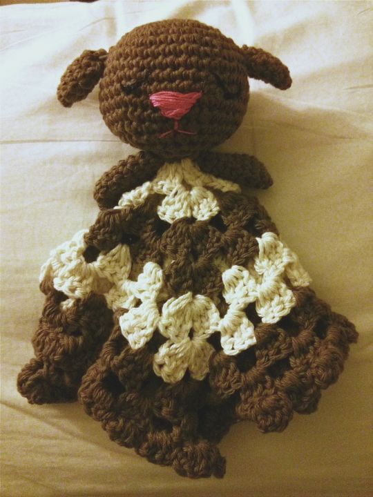 Baby Security Blanket(Puppy)