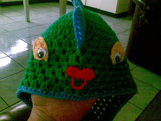 Greenfishybeany