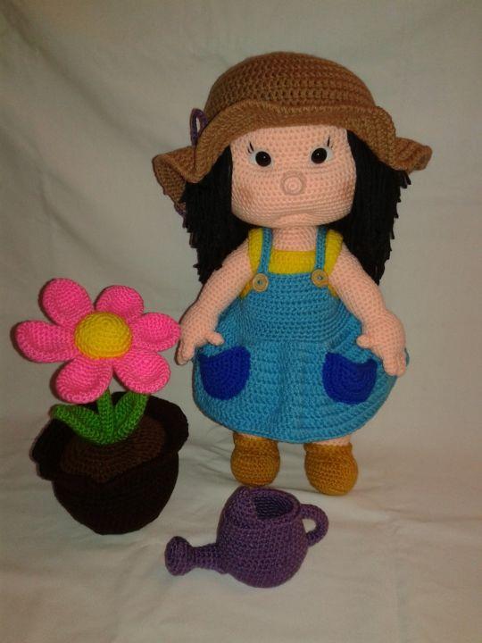 GINA the Gardener