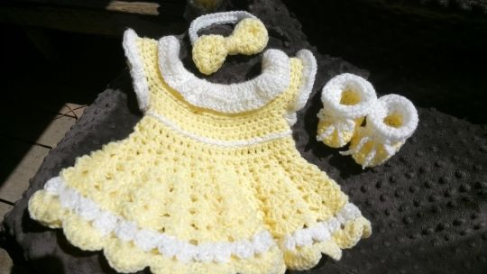 Grand daughters dress set
