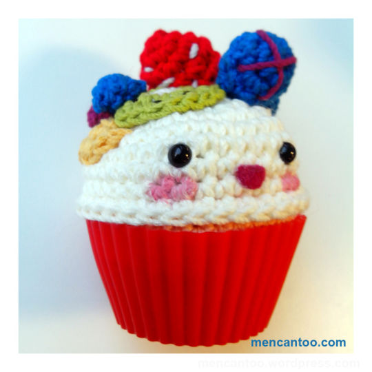 Cup cake for Monica
