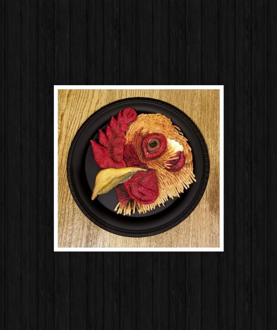 Chicken Wall Hanging