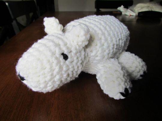 Shirokuma the Polar Bear