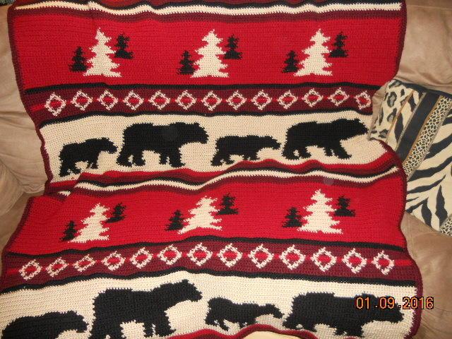... blanket - Crochet creation by Charlotte Huffman - Crochet.Community