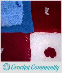 4 loopy crochet blankets